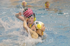 20190928 Waterpolo Den Haag 1 dames - VZV