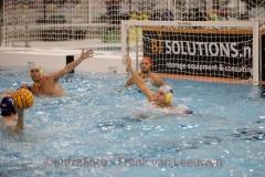 20171021 Waterpolo Den Haag - De Zijl Zwemsport heren FvL03-web