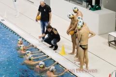 20171021 Waterpolo Den Haag - De Zijl Zwemsport heren FvL04-web