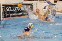 20171021 Waterpolo Den Haag - De Zijl Zwemsport heren FvL05-web