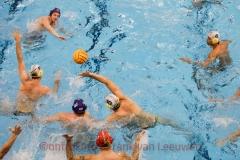 20171021 Waterpolo Den Haag - De Zijl Zwemsport heren FvL08-web
