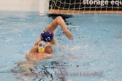 20171021 Waterpolo Den Haag - De Zijl Zwemsport heren FvL09-web