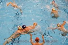 20171021 Waterpolo Den Haag - De Zijl Zwemsport heren FvL10-web