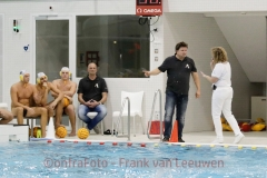 20171021 Waterpolo Den Haag - De Zijl Zwemsport heren FvL14-web
