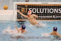 20171021 Waterpolo Den Haag - De Zijl Zwemsport heren FvL17-web