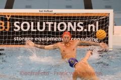 20171104 Waterpolo Den Haag - VZC Veenendaal heren FVL10-web