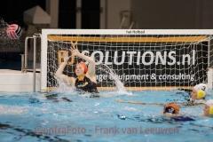 20171118 Waterpolo Den Haag - OZ&PC dames FvL06-web