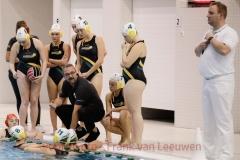 20171118 Waterpolo Den Haag - OZ&PC dames FvL09-web
