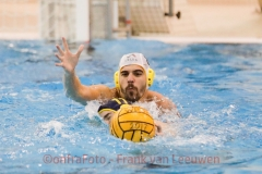 20171118 Waterpolo Den Haag - VZV heren FvL03-web