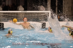 20171118 Waterpolo Den Haag - VZV heren FvL06-web