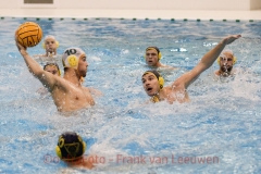 20171118 Waterpolo Den Haag - VZV heren FvL10-web