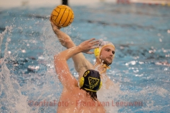 20171118 Waterpolo Den Haag - VZV heren FvL11-web