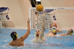 20171118 Waterpolo Den Haag - VZV heren FvL12-web