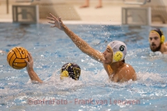 20171118 Waterpolo Den Haag - VZV heren FvL13-web