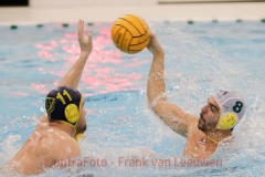 20171118 Waterpolo Den Haag - VZV heren FvL14-web