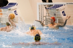 20171118 Waterpolo Den Haag - VZV heren FvL16-web