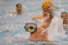 20171118 Waterpolo Den Haag - VZV heren FvL17-web