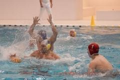 20171209 Waterpolo Den Haag - HZPC Avena heren FvL 12-web