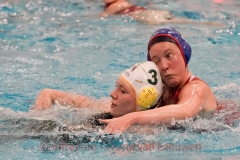 20180310 Waterpolo Den Haag - PSV dames FvL 01-web