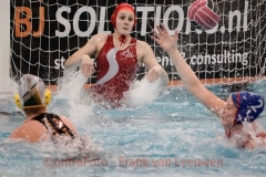 20180310 Waterpolo Den Haag - PSV dames FvL 02-web