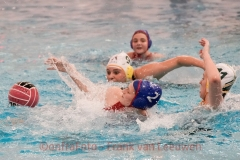 20180310 Waterpolo Den Haag - PSV dames FvL 03-web