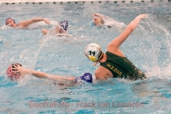 20180310 Waterpolo Den Haag - PSV dames FvL 04-web