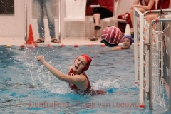20180310 Waterpolo Den Haag - PSV dames FvL 05-web