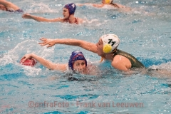 20180310 Waterpolo Den Haag - PSV dames FvL 11-web
