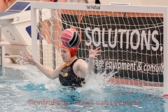 20180310 Waterpolo Den Haag - PSV dames FvL 12-web