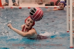 20180310 Waterpolo Den Haag - PSV dames FvL 15-web