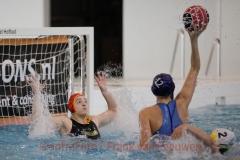 20180324 Waterpolo Den Haag - ZV Haerlem dames FvL 02-web