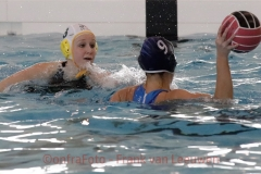 20180324 Waterpolo Den Haag - ZV Haerlem dames FvL 09-web