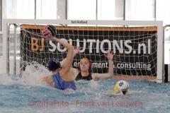 20180324 Waterpolo Den Haag - ZV Haerlem dames FvL 10-web