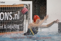 20180324 Waterpolo Den Haag - ZV Haerlem dames FvL 12-web
