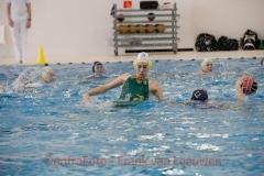 20180324 Waterpolo Den Haag - ZV Haerlem dames FvL 13-web