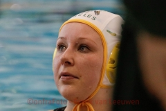 20180324 Waterpolo Den Haag - ZV Haerlem dames FvL 14-web