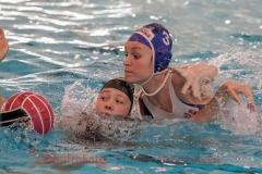 20180414 Waterpolo Den Haag 2 - De Vliet 1 dames FvL 04-web