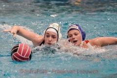 20180414 Waterpolo Den Haag 2 - De Vliet 1 dames FvL 06-web