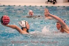 20180414 Waterpolo Den Haag 2 - De Vliet 1 dames FvL 11-web