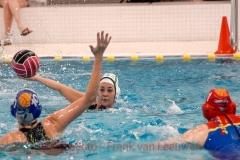 20180414 Waterpolo Den Haag 2 - De Vliet 1 dames FvL 18-web