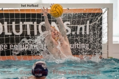 20180414 Waterpolo Den Haag 3 - NieMO 2 heren FvL003-web