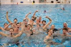 20180414 Waterpolo Den Haag Heren 3 kampioen 2017-2018 2de klasse Regio West FvL 02-web
