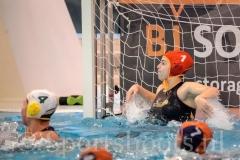 20190119 Waterpolo Den Haag v OZ&PC Oldenzaal - Sportshoots.nl FvL-11