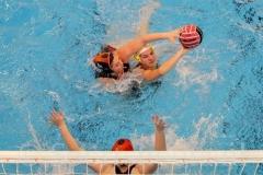 20190119 Waterpolo Den Haag v OZ&PC Oldenzaal - Sportshoots.nl FvL-3