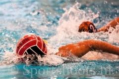 20190119 Waterpolo Den Haag v OZ&PC Oldenzaal - Sportshoots.nl FvL-7