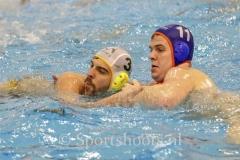 20190209 Waterpolo Den Haag - OZ&PC Oldenzaal heren - Sportshoots.nl FvL-10