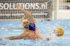 20190209 Waterpolo Den Haag - OZ&PC Oldenzaal heren - Sportshoots.nl FvL-5