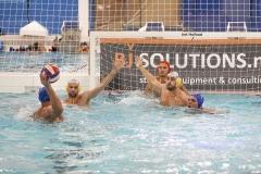 20191013 Waterpolo Den Haag - AZC Alphen NL-Beker