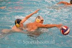 20191116 Waterpolo Den Haag - VZV heren18-7