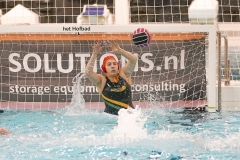 20200111 Waterpolo Den Haag - LIVO dames